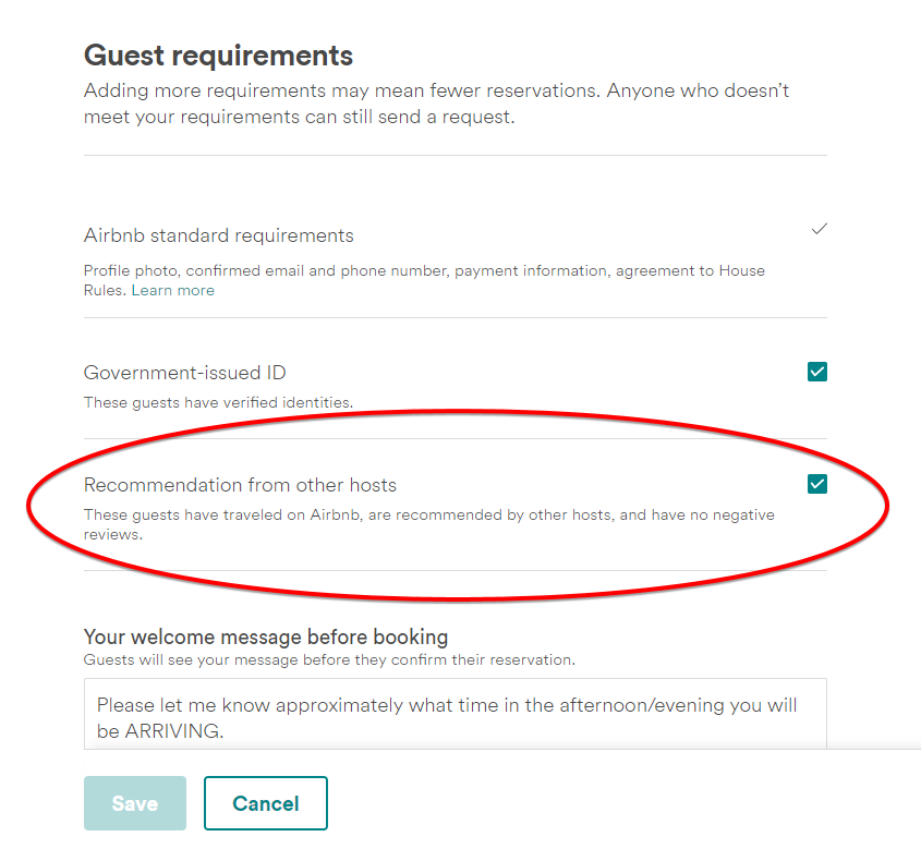 Airbnb Has Removed Positive Host Review As A Requirement For Instant Book We Are Your Airbnb Hosts Forum