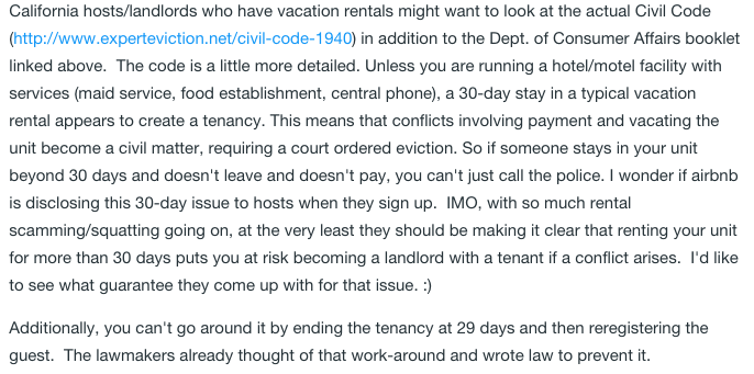 Squatting Airbnb Guest We Are Your Airbnb Hosts Forum