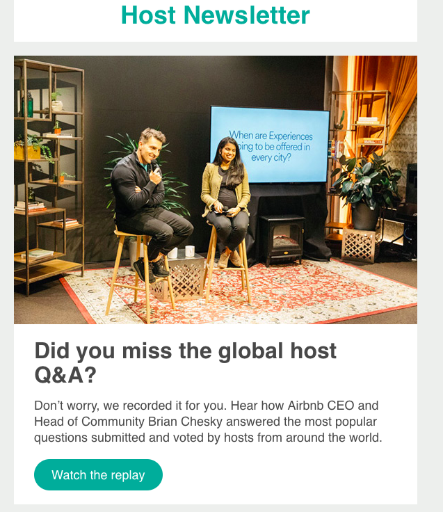Global Host Q&A - We are your AirBnB hosts forum!