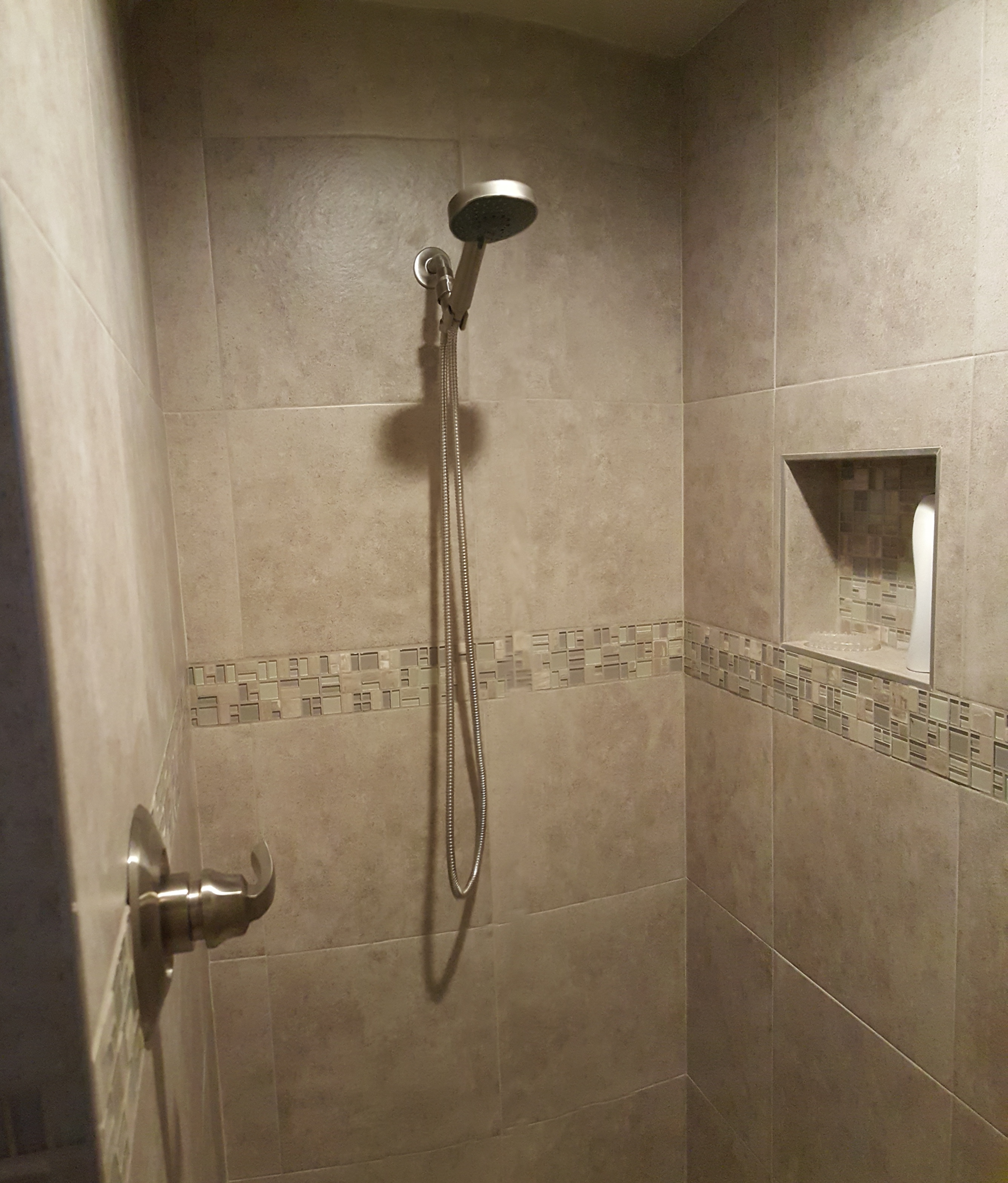 Bathroom/shower upgrade - We are your AirBnB hosts forum!